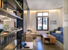 1 min from Accademia : duplex stylish and cosy, beach hotel in Venice
