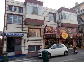 Altin Pansiyon, apartment in Canakkale