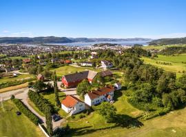 Stokke Gård Adventure Bed & Breakfast, hotel cerca de Aeropuerto de Trondheim-Værnes - TRD,