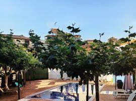 Prado del abuelo, hotel en Cabezuela del Valle