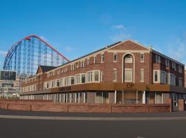 Coastal Plaza, hotel near Blackpool Pleasure Beach, Blackpool