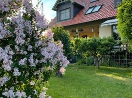 Ferienhaus Schiller, Ferienhaus in Waren (Müritz)