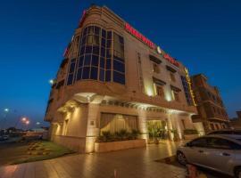 WAKAN ALMADINA, hotel em Medina