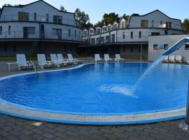 Apartament Silence Baltic Royal Gold 2, apartment in Pobierowo