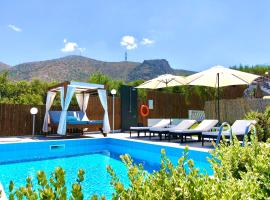 Villa Izabela, hotel with pools in Hersonissos