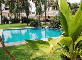 HC EXPRESS CUERNAVACA, hotel en Cuernavaca