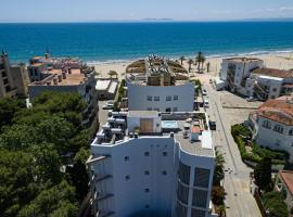 Vista Roses Mar - Vent De Mar, hotel near Ciutadella Roses, Roses