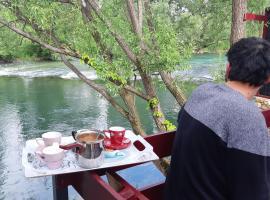 Riverview Buna-Mostar, hotel near Mostar International Airport - OMO,
