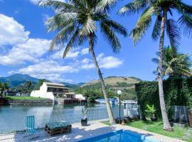 Pousada Casa do Rio, hotel in Angra dos Reis