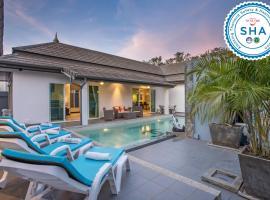 Villa Marine, hotel in Rawai Beach