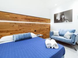Hotel Portum, отель в Джардини-Наксосе