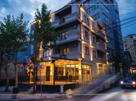 HOTEL CITY, hotel in Pristina