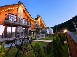Villa Jiji, отель в Бакуриани