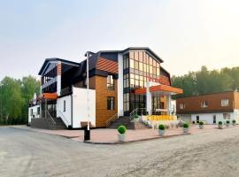 Гостиница Славянка, отель в Тюмени