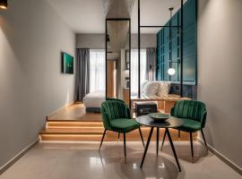 Magenta Luxury Suites, hotel near National Archaeological Museum of Athens, Athens