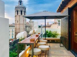 Reina Rooms, hotel near Turia Gardens, Valencia