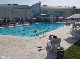 Hotel Arezzo Sport College, hotell i Arezzo