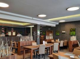 Penzion Maděřič, hotel v destinaci Moravský Žižkov