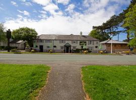 The Groes Inn, hotel near Bodnant Garden, Conwy