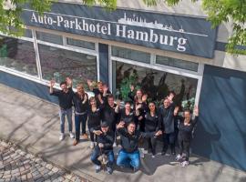 Auto-Parkhotel, hotel near Port of Hamburg, Hamburg