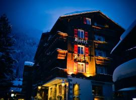 Tradition Julen Hotel, hotel near Zermatt Railway Station, Zermatt