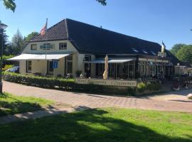 't Zwanemeer, hotel near Kropswolde Station, Gieten
