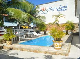 Pousada Rayer Land, hotel in Arraial do Cabo