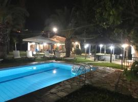 Gal House, hotel with pools in Balíon