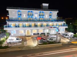 Hotel Niagara, hotel a Catanzaro Lido