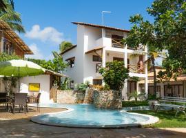 Vila Alemã, hotel in Pipa
