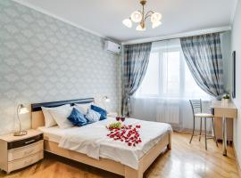 Апартаменты на Лермонтовской, апартаменты/квартира в Ростове-на-Дону