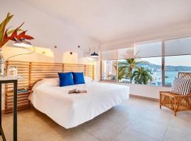 Hotel Casa de sal, hotel in Acapulco