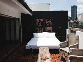 La Valise Mexico City, hotel in Mexico City