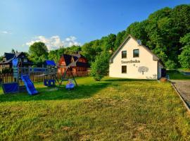 Szarcówka – dom wakacyjny w Wiśle