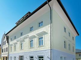 Stadthotel Oberndorf B&B, hotel near Klessheim Castle, Oberndorf bei Salzburg