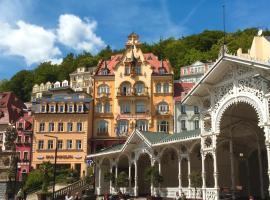 Hotel Romance, hotel v destinaci Karlovy Vary