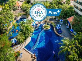 The Royal Paradise Hotel & Spa - SHA Plus, hotel in Patong Beach