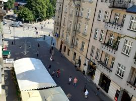 Apartamenty ul. Stawowa – apartament