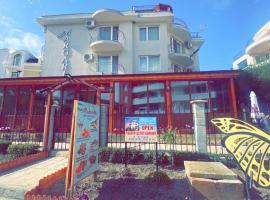 Хотел Маргарита , хотел в Кранево