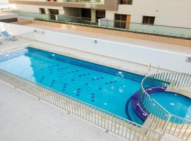 Rose Executive Hotel - DWTC, hotel near KidZania Dubai, Dubai