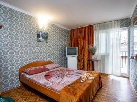 Villa Olimp, отель в Железном Порту