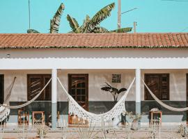 Folha do Mangue, guest house in Camocim