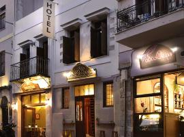 Odos Oneiron Boutique Hotel, serviced apartment in Chania Town