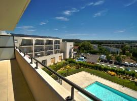 KOSY Appart'Hôtels - Campus Del Sol Esplanade, hotel near Avignon – Provence Airport - AVN,
