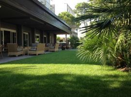 Hotel Parco, hotell i Milano Marittima