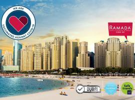 Ramada Hotel and Suites by Wyndham Dubai JBR, hotel in Dubai