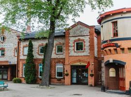 Aleksandri Hotel, hotell sihtkohas Tartu