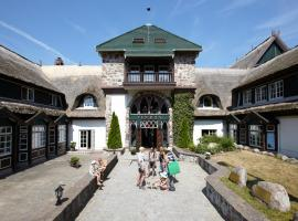 Hotel Forsthaus Damerow, hotel in Koserow