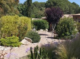Room in BB - Les Jardins de Santa Giulia - charming guest rooms in Corsica, guest house in Porto-Vecchio