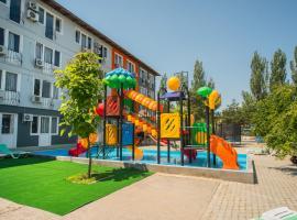 Happy Land, отель в Коблеве